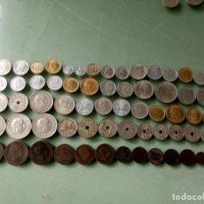 Moedas de Espanha: LOTE 65 MONEDAS DE ESPAÑA, MUCHAS SIN CIRCULAR.. Lote 211803716