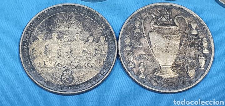 Monedas de España: 33 MONEDAS REAL MADRID - COLECCIÓN DIARIO AS - Foto 2 - 212598145