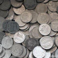 Monedas de España: LOTE DE 150 MONEDAS 1 PESETA DE 1989 A 2001. Lote 212611665