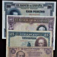 Moedas de Espanha: BILLETES ESPAÑA VER IMÁGENES CONJUNTO LOTE. Lote 212758508