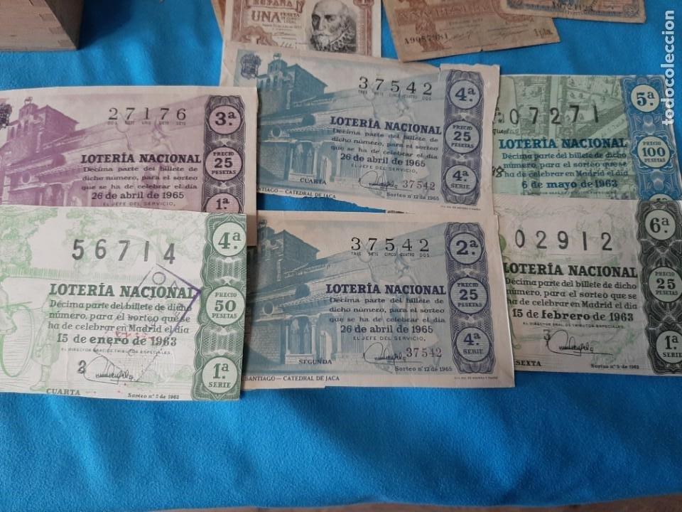 Monedas de España: Superlote variado época franco y Juan Carlos Sellos Monedas Lotería Billetes - Foto 3 - 213092775