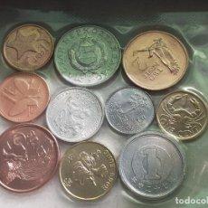 Monedas de España: 10 MONEDAS INTERNACIONALES (SIN CIRCULAR). Lote 213415677