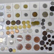Monedas de España: LOTE DE MONEDAS ESPAÑOLAS VARIADO. ALGUNAS DE PLATA. VER TODAS LAS FOTOGRAFÍAS.. Lote 214683430