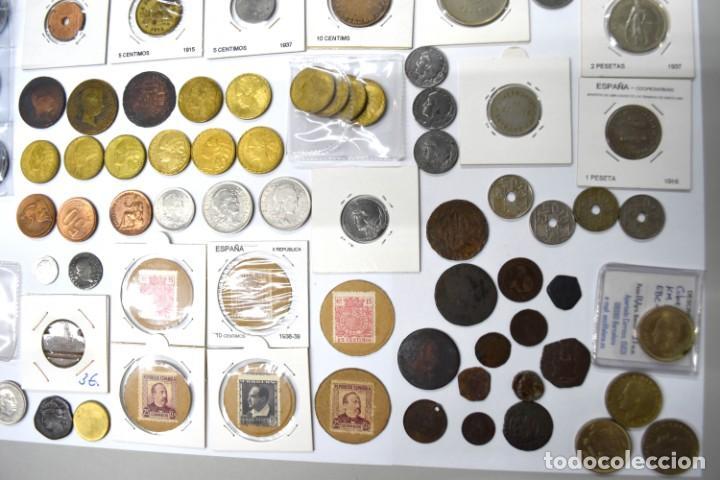 Monedas de España: LOTE DE MONEDAS ESPAÑOLAS VARIADO. ALGUNAS DE PLATA. VER TODAS LAS FOTOGRAFÍAS. - Foto 10 - 214683430
