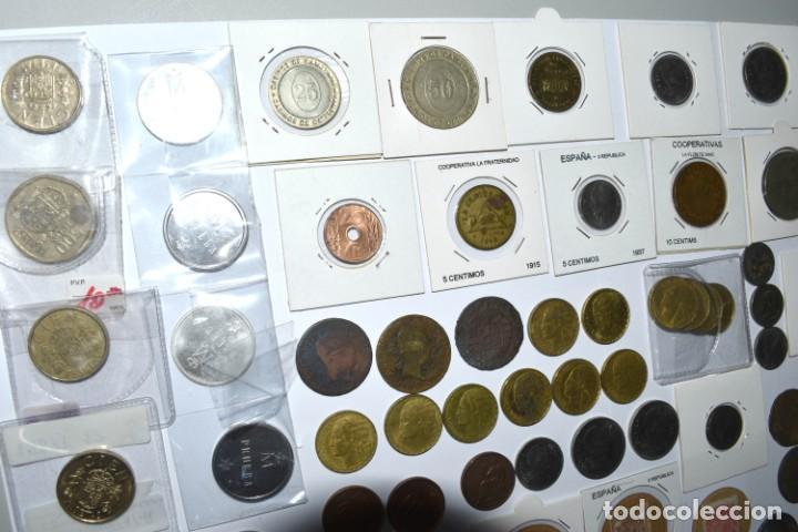 Monedas de España: LOTE DE MONEDAS ESPAÑOLAS VARIADO. ALGUNAS DE PLATA. VER TODAS LAS FOTOGRAFÍAS. - Foto 12 - 214683430