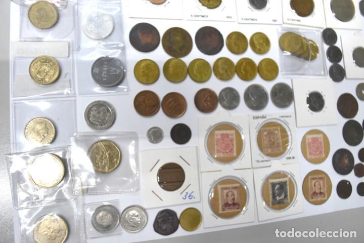 Monedas de España: LOTE DE MONEDAS ESPAÑOLAS VARIADO. ALGUNAS DE PLATA. VER TODAS LAS FOTOGRAFÍAS. - Foto 13 - 214683430