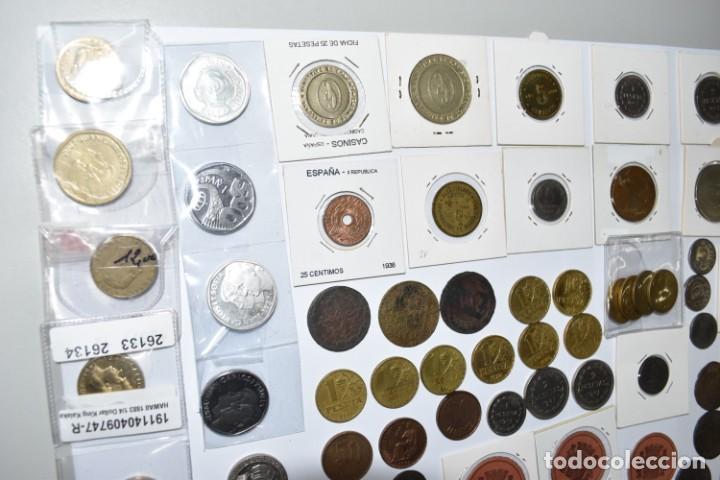 Monedas de España: LOTE DE MONEDAS ESPAÑOLAS VARIADO. ALGUNAS DE PLATA. VER TODAS LAS FOTOGRAFÍAS. - Foto 18 - 214683430