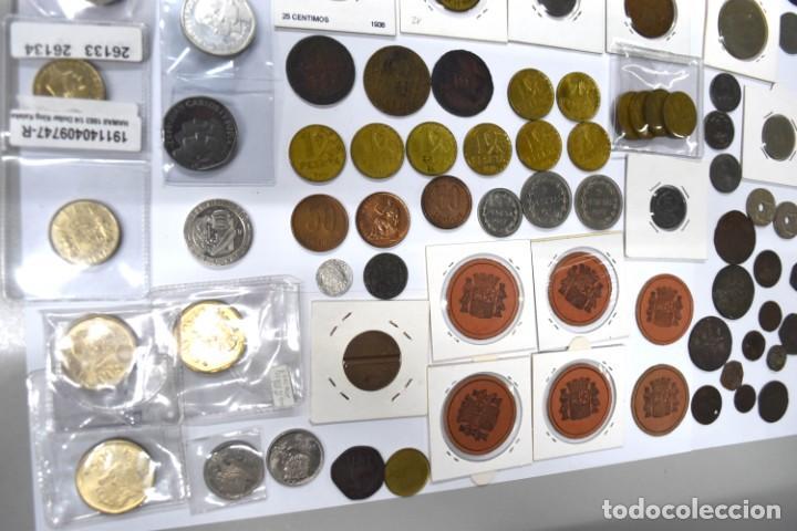 Monedas de España: LOTE DE MONEDAS ESPAÑOLAS VARIADO. ALGUNAS DE PLATA. VER TODAS LAS FOTOGRAFÍAS. - Foto 19 - 214683430