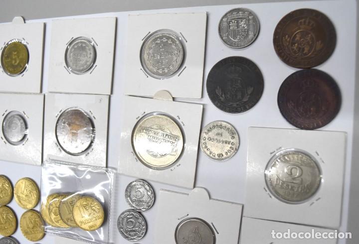 Monedas de España: LOTE DE MONEDAS ESPAÑOLAS VARIADO. ALGUNAS DE PLATA. VER TODAS LAS FOTOGRAFÍAS. - Foto 23 - 214683430