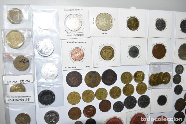 Monedas de España: LOTE DE MONEDAS ESPAÑOLAS VARIADO. ALGUNAS DE PLATA. VER TODAS LAS FOTOGRAFÍAS. - Foto 27 - 214683430