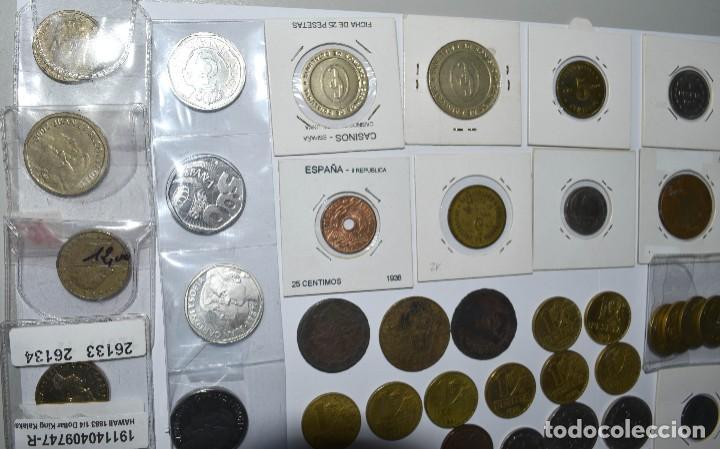 Monedas de España: LOTE DE MONEDAS ESPAÑOLAS VARIADO. ALGUNAS DE PLATA. VER TODAS LAS FOTOGRAFÍAS. - Foto 29 - 214683430