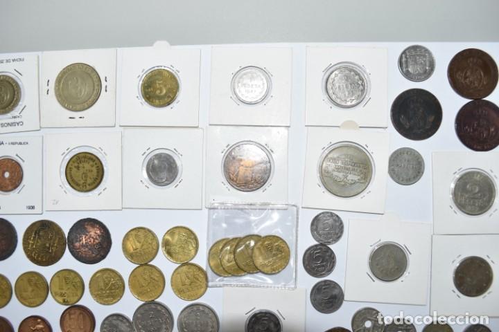 Monedas de España: LOTE DE MONEDAS ESPAÑOLAS VARIADO. ALGUNAS DE PLATA. VER TODAS LAS FOTOGRAFÍAS. - Foto 30 - 214683430