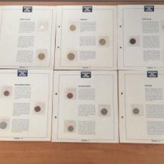 Monedas de España: LOTE DE MONEDAS DEL MUNDO. Lote 215392941