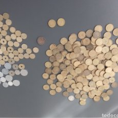 Monedas de España: LOTE DE MONEDAS USADAS. CIRCULADAS. Lote 217510308