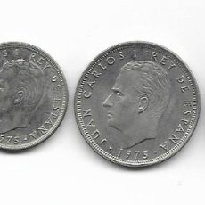 Monedas de España: JUAN CARLOS I 1975. Lote 45713861