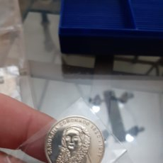 Monedas de España: MEDALLA MONEDA PLATA PERSONAJES ILUSTRES EXTREMADURA CAROLINA CORONADO ALMEDRALEJO REF29. Lote 220402630