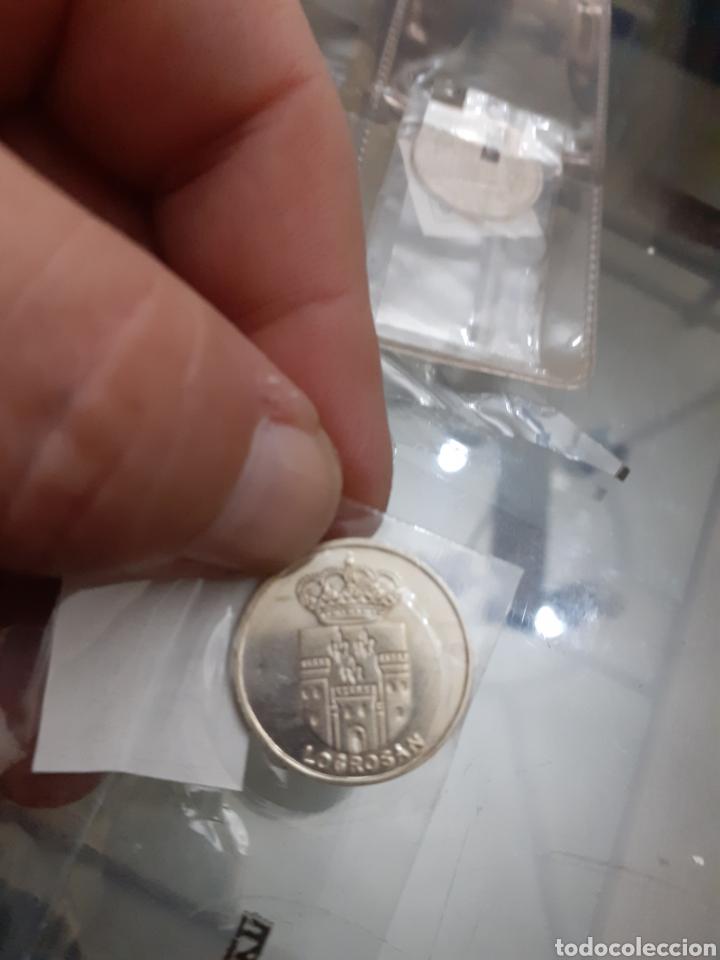 Monedas de España: MONEDA plata MEDALLA PERSONAJES ILUSTRES EXTREMADURA ROSO DE LUNA logrosan ref38 - Foto 2 - 220406251