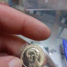 Monedas de España: MEDALLA MONEDA PLATA PERSONAJES ILUSTRES EXTREMADURA DONOSO CORTES VALLE DE LA SERENA REF46. Lote 220425616
