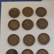 Monedas de España: LOTE DE 15 MONEDAS DE 1963. ESTRELLAS 63*, 64*, 65*, 66*, 67*. Lote 221934181
