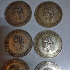 Monedas de España: MONEDAS DE TERRY COLECCIÓN. Lote 222072573