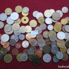 Moedas de Espanha: LOTE 100 MONEDAS DIFERENTES DEL MUNDO. Lote 223876848