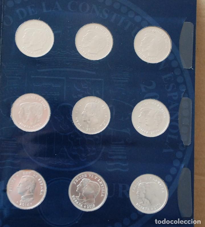 Monedas de España: LOTE ALBUM COLECCION 20 MONEDAS 12€ , 20€ Y 30€ PLATA ESPAÑA - AÑO 2002 A 2018 - Foto 4 - 224522698