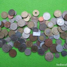 Monedas de España: LOTE 100 MONEDAS DIFERENTES DEL MUNDO. Lote 224681158