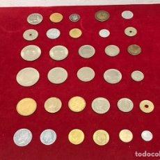 Monedas de España: LOTE 26 MONEDAS ESPAÑOLAS TODAS DIFERENTES. Lote 226226200