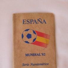 Monedas de España: ESPAÑA MUNDIAL 82 SERIE NUMISMÁTICA. Lote 230860820