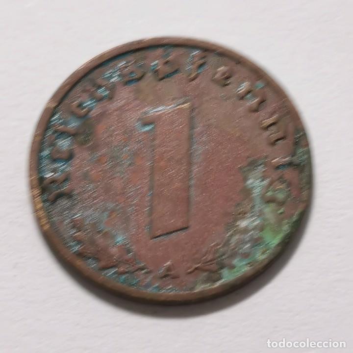 Monedas de España: ALEMANIA GERMANY DEUTSCHES REICH 1 REICHS PFENNIG 1938 - BERLÍN - Foto 2 - 231335865