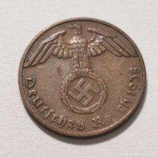 Monedas de España: ALEMANIA GERMANY DEUTSCHES REICH 1 REICHS PFENNIG 1938 - BERLÍN. Lote 231335910