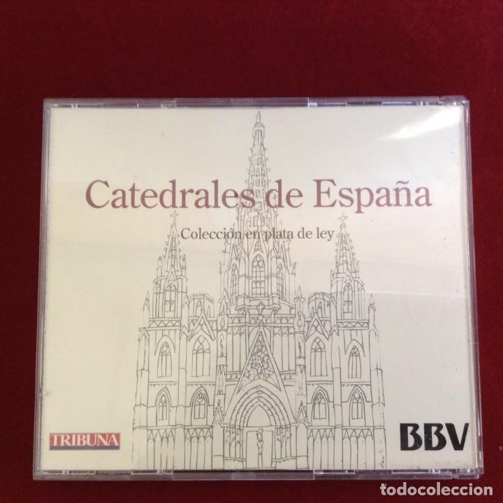 Monedas de España: COLECCION 8 MONEDAS DE PLATA - CATEDRALES DE ESPAÑA ***TRIBUNA - BBVA*** - Foto 6 - 232566815
