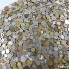 Monedas de España: COLECCIÓN LOTE DE MONEDAS ANTIGUAS DE ESPAÑA Y EL MUNDO +- 5 KILOS. Lote 234908370