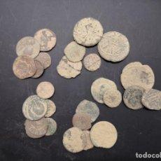 Monedas de España: LOTE 20 MONEDAS CATALANAS SIGLO XVII-XVIII. Lote 235119705