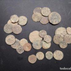 Monedas de España: LOTE 29 MONEDAS CATALANAS SIGLO XVII-XVIII. Lote 235119860