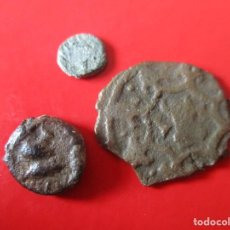 Monedas de España: LOTE DE 3 MONEDAS ANTIGUAS DIFERENTES. Lote 236012515