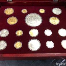 Monedas de España: PLATA COLECCIÓN HISTORIA DE LA MONEDA ESPAÑOLA. Lote 236529820