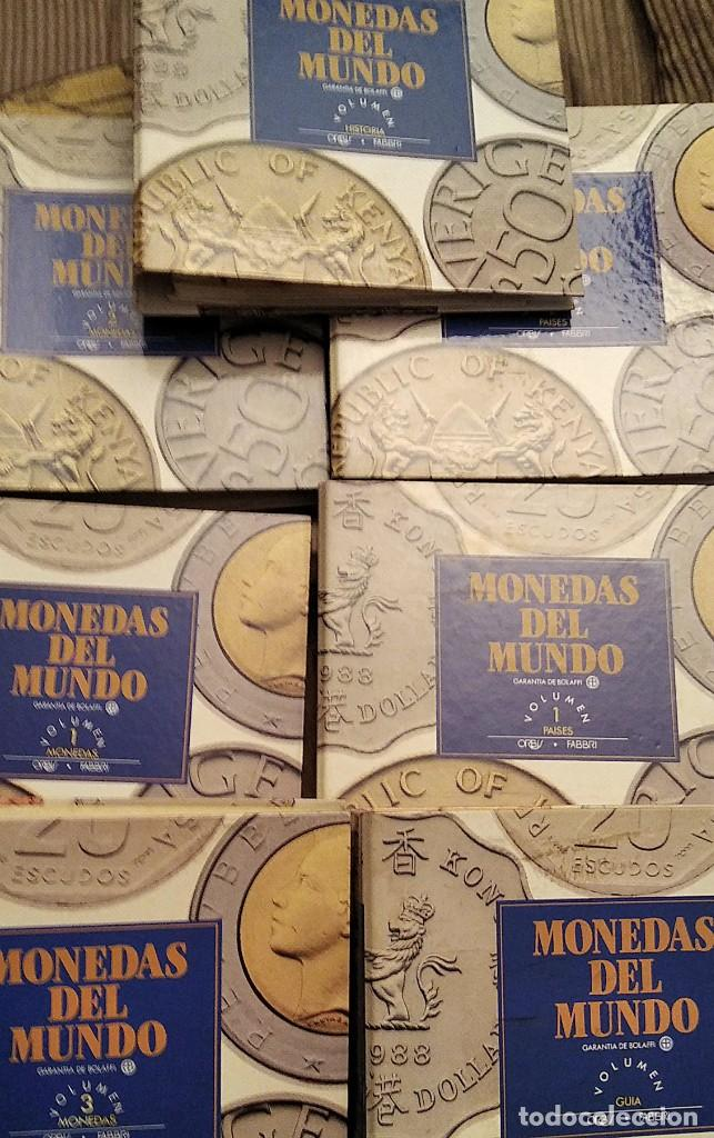 Monedas de España: Colección completa Monedas del Mundo - Foto 4 - 40920894
