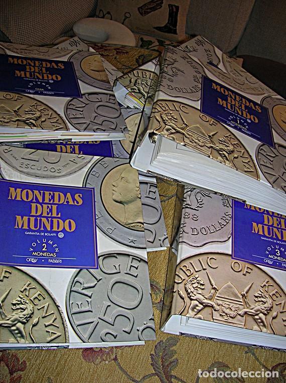 Monedas de España: Colección completa Monedas del Mundo - Foto 9 - 40920894