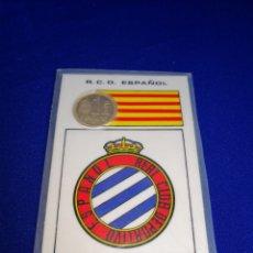 Monedas de España: MONEDA MUNDIAL 82 R. C. D. ESPAÑOL DE BARCELONA. Lote 252979945