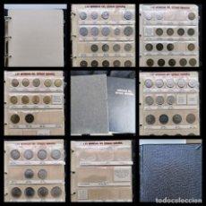 Monedas de España: ⚜️ A2000. INTERESANTÍSIMA COLECCIÓN DE FRANCO, ESTADO ESPAÑOL. DESCRIPCIÓN EN LAS FOTOS. 1455G. Lote 253160540