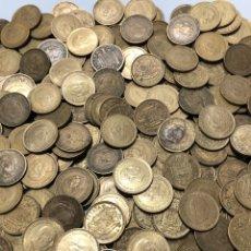 Monedas de España: 1 KILO DE PESETAS DE FRANCO- DESDE 1944 A 1966. Lote 254831510