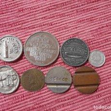 Monedas de España: LOTE FICHAS Y MEDALLAS. Lote 255534015