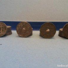 Monedas de España: LOTE DE 25 MONEDAS. 50 CTS. ESPAÑA 1949. Lote 255970955