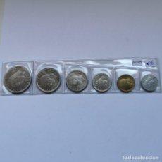 Monete di Spagna: ⚜️ A2049. SERIE DE 1975 *76 EN TIRA. Lote 260400970