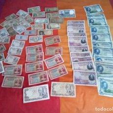 Monedas de España: LOTE DE 71 BILLETES ANTIGUOS ,LOTE Nº 3. Lote 261221625