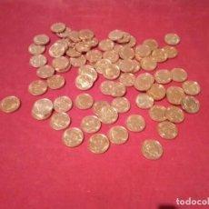 Monedas de España: LOTE DE 75 MEDALLAS F.N.M.T. DE BARNAFIL 96.SIN CIRCULAR. Lote 261780515