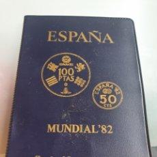 Monedas de España: COLECCIÓN MUNDIAL 1982. Lote 262033165