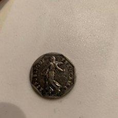 Monedas de España: MONEDA 2 FRANCOS FRANCÉS 1972. Lote 262452495