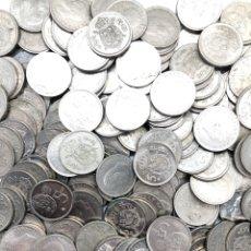 Monedas de España: 1 KILO DE MONEDAS DE 5 PESETAS REY JUAN CARLOS 1º.PRECIO ESPECIAL REVENDEDOR, LIQUIDACIÓN DE STOCK.. Lote 263009305